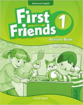 Am First Friends 1 Workbook