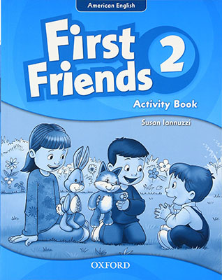 Am First Friends 2 Workbook