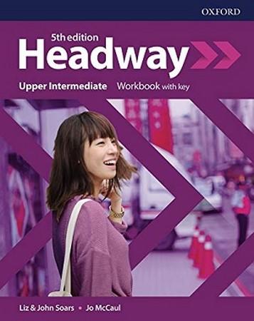 Headway Upper-Intermediate 5th Edition WB