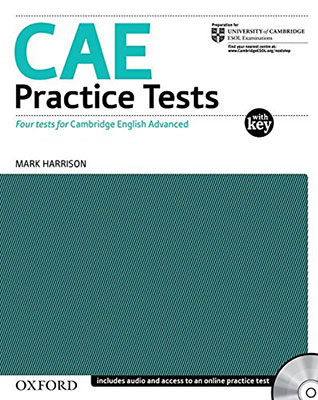 CAE Practice Tests with Key Oxford