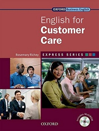 English For Customer Care همراه با سي دي