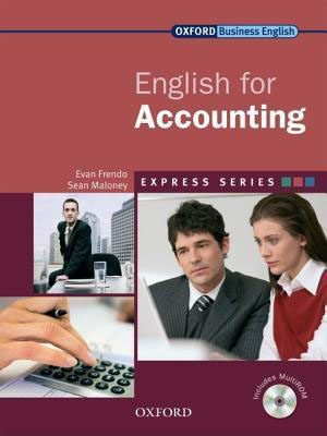 English for Accounting همراه با سي دي