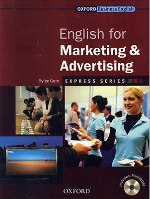English for Marketing Advertising همراه با سي دي