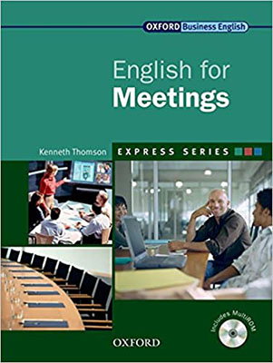 English for Meetings همراه با سي دي