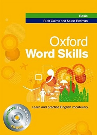 Oxford Word Skills: Basic +cd رحلي