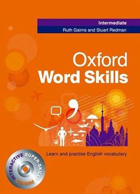 Oxford word skills: intermediate+cd رحلي
