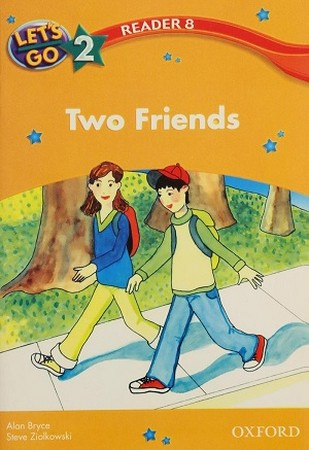 Reader 8 Lets Go 2 Two Friends
