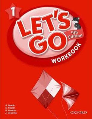 Lets Go 1 ويرايش سوم Workbook