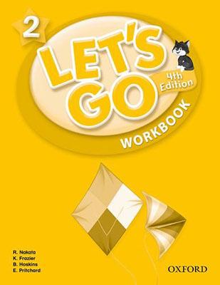 Lets Go 2 ويرايش چهارم Workbook