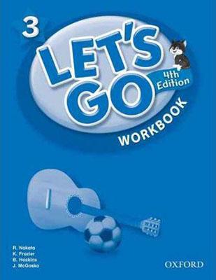 Lets Go 3 ويرايش چهارم Workbook