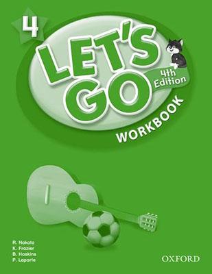 Lets Go 4 ويرايش چهارم Workbook