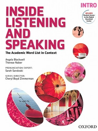 Inside Listening And Speaking Intro +CD