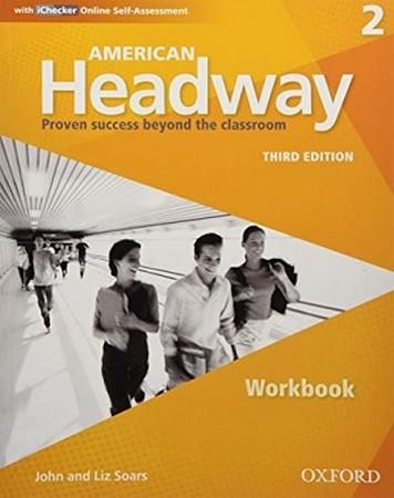 American Headway 2 ويرايش سوم Work Book