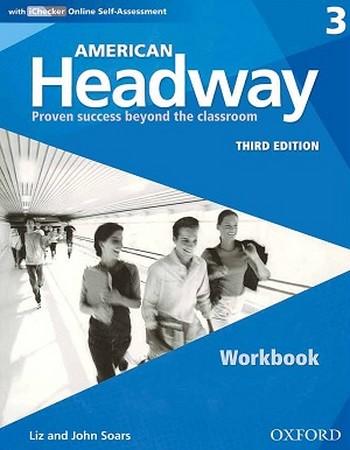 American Headway 3 ويرايش سوم Work Book
