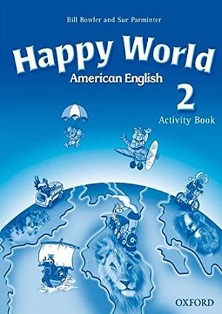 Happy World American English 2 Work Book