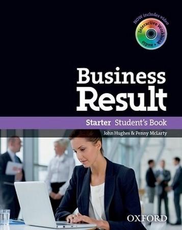 business Result starter students book
