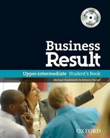 business Result Upper-intermediate students book