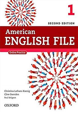 American English File 1 ST+ CD 2ND