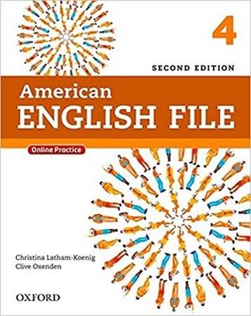 American English File 4 ST+ CD 2ND