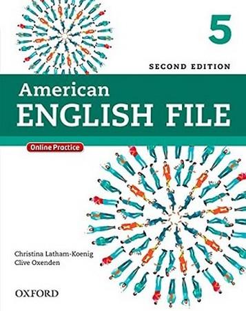 American English File 5 ST+ CD 2ND
