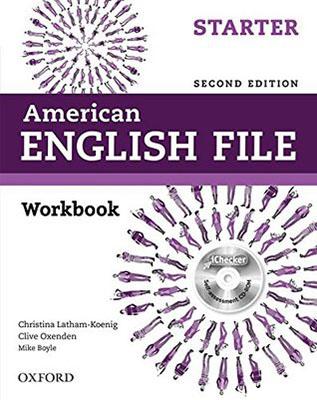 American English File Starter ويرايش دوم Work