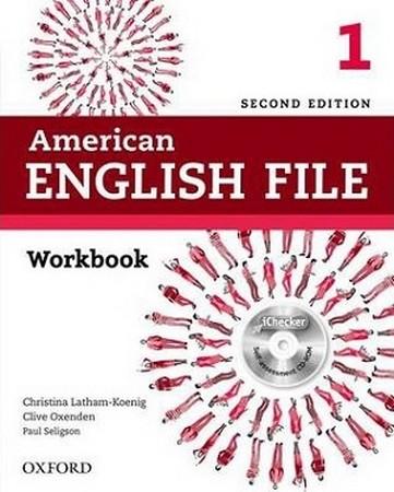 American English File 1 ويرايش دوم Work