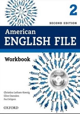 American English File 2 ويرايش دوم Work
