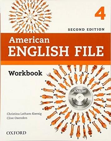 American English File 4 ويرايش دوم Work