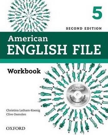 American English File 5 ويرايش دوم Work