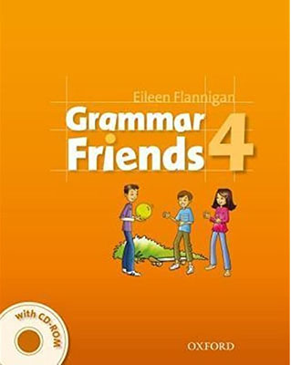 GRAMMAR FRIENDS 4 +CD