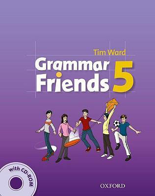 GRAMMAR FRIENDS 5 +CD