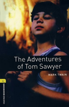 The Adventures Of Tom Sawyer +CD بوك ورم 1