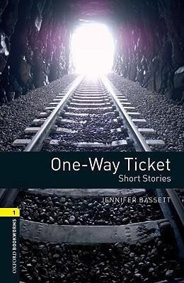 One Way Ticket همراه با سي دي داستان كوتاه