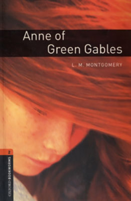 Anne Of Green Gables +CD بوك ورم2