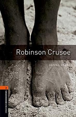 ROBINSON CRUSOE +CD  بوك ورم سطح2