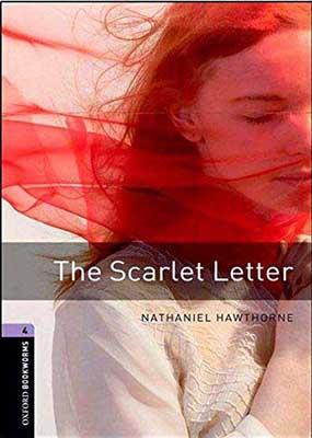 نامه اسكارلت بوك ورم 4 SCARLET letter +CD