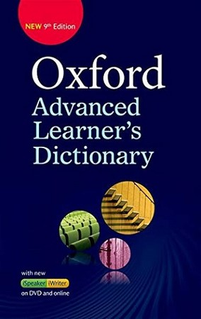 NEW 9th Edition Oxford Advanced Learner s Dictionary Hardback + DVD