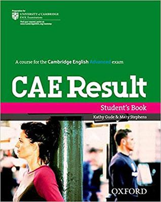 CAE Result Student Advance به همراه سي دي