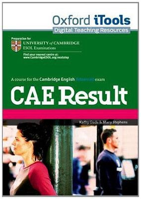 CAE Result Student WorkBook Exam Advance