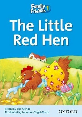 Readers Family 1 THE LITTLE RED HEN