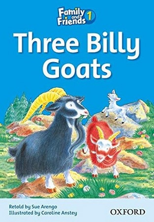 Family and Friends 1 Three Billy Goats