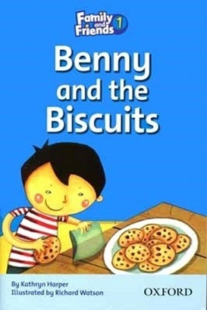 Readers Family 1 BENNY & THE BISCUITS