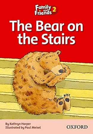 Family and Friends 2 The Bear on the Stairs