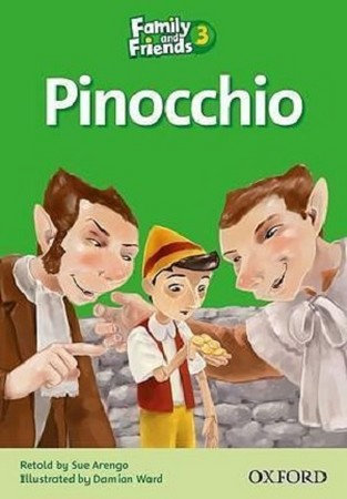 Family and Friends 3 Pinocchio