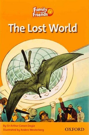 Family and Friends 4 The Lost World