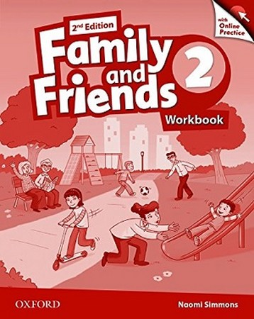 Family and Friends 2 ويرايش دوم WorkBook