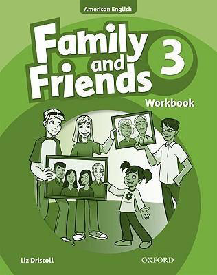 Am Family and Friends 3 Workbook