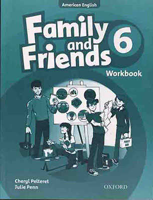 Am Family and Friends 6 Workbook