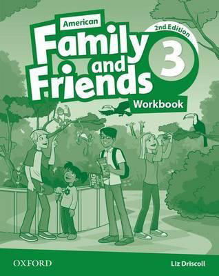 American Family and Friends 3 WorkBook