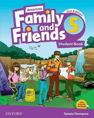 American Family and Friends 5 ST +CD 2ND